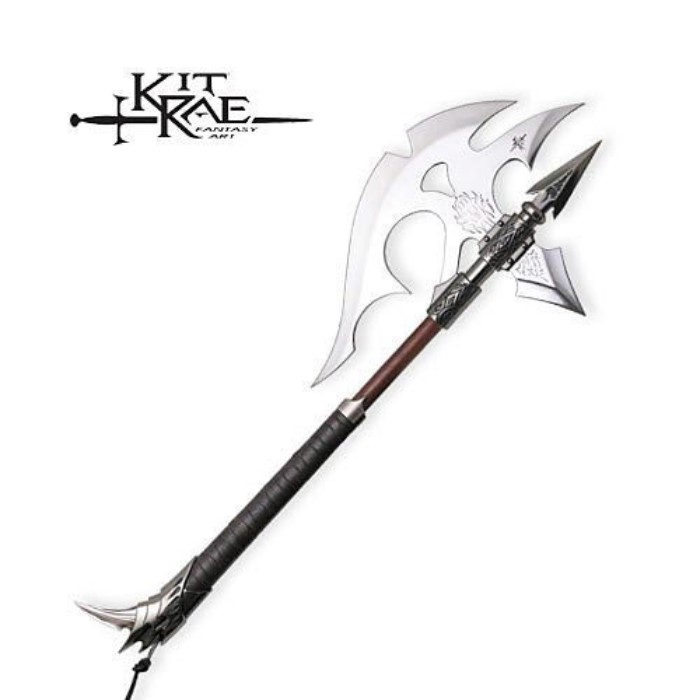 Kit Rae Black Legion War Axe