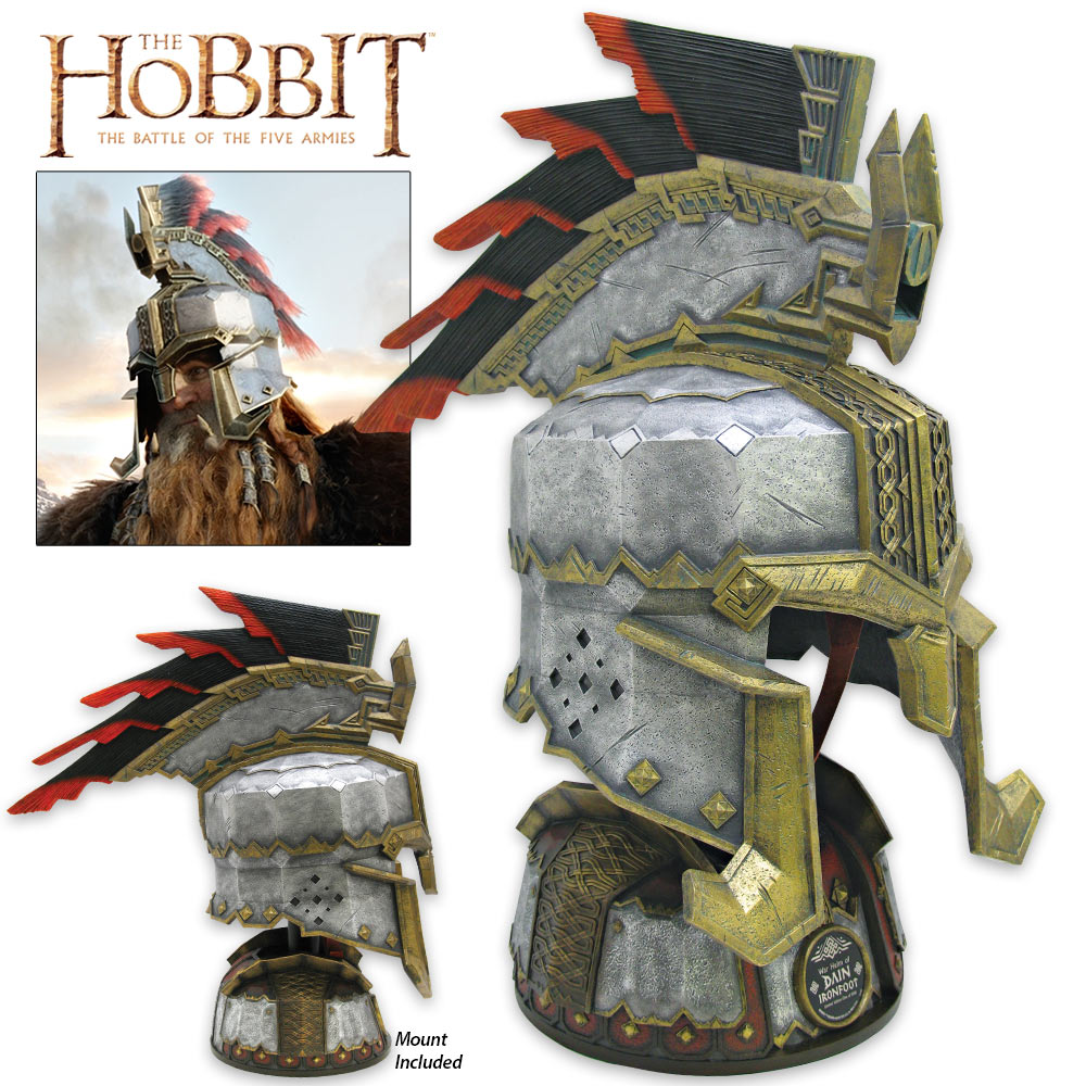 Helm of Dain Ironfoot (LOW STOCK)