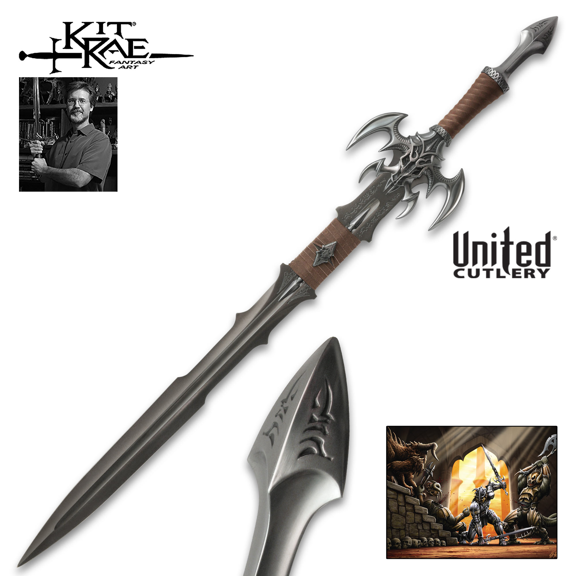 Kit Rae Swords Cb Swords