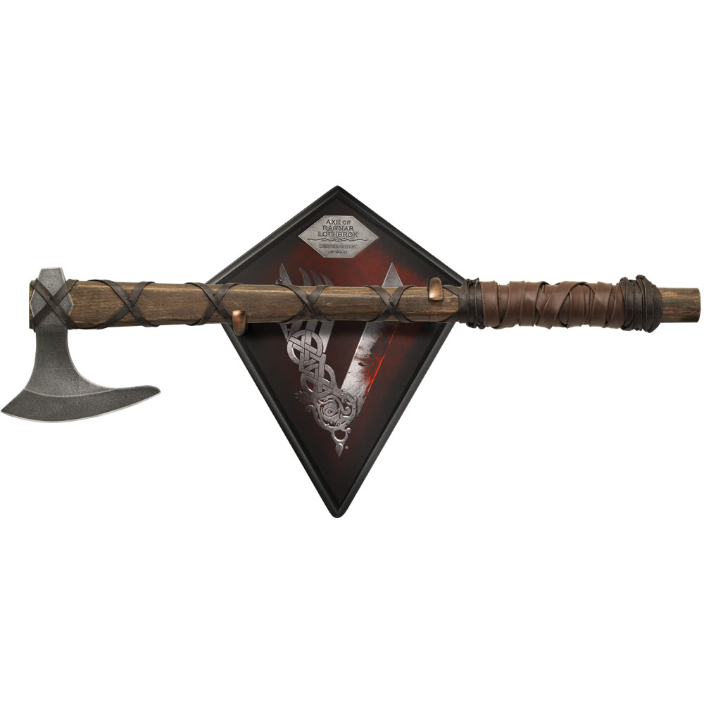 Vikings Axe of Ragnar Lothbrok Limited Edition