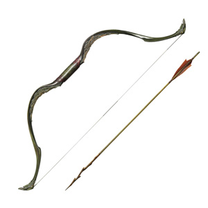 Bow and Arrow of Tauriel (OUT OF STOCK)