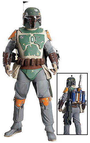 Boba Fett Supreme Edition Costume