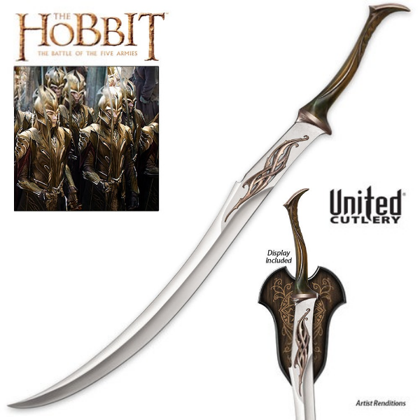 The Hobbit Mirkwood Infantry Sword (OUT OF STOCK)