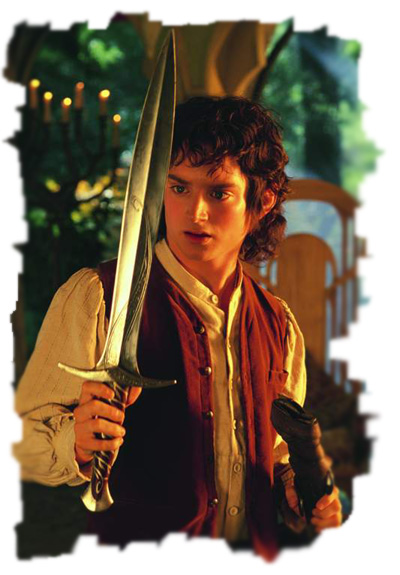 Sting Sword of Frodo