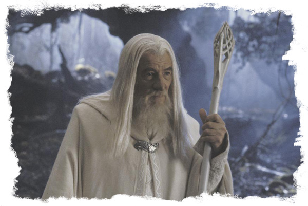 Staff of Gandalf the White (OUT OF STOCK)