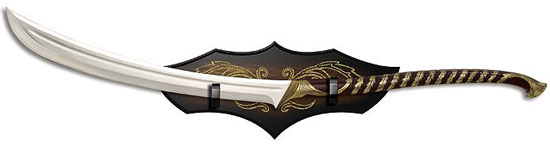 High Elven Warrior Sword (OUT OF STOCK)