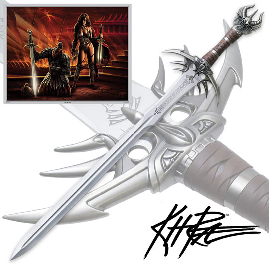 Anathar Sword of Power