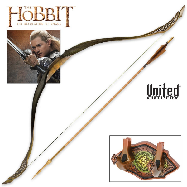 the hobbit mace of sauron with one ring